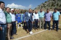 Karaisalı Köyler Arası Futbol Turnuvası, Kızıldağ'da Başladı