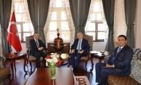 KİLİS VALİSİ - Kilis'e 250 Milyon Dolarlık Yatırımla Çimento Fabrikası Kurulacak
