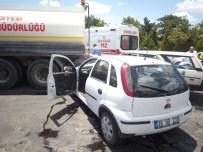 BEĞENDIK - Nevşehir'de Trafik Kazası 6 Yaralı