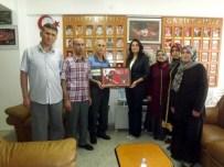 Seydişehir Başsavcısı Bayar Şehit Aileleriyle Vedalaştı