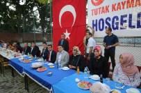 RAMAZAN KENDÜZLER - Tutak'ta Kardeşlik Sofrası İftar Programı
