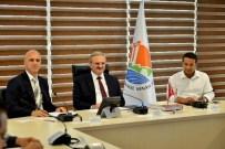 DEKORASYON - Vali Karaloğlu, Aosb Müteşebbis Heyetine Başkanlık Yaptı