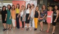 İŞ KADINI - İzmir Cemiyet Hayatı Optimum'da Yemekte Buluştu