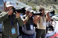 YIRTICI KUŞ - Nallıhan Kuş Cenneti 4. Foto-Safari Fotoğraf Yarışması Başladı