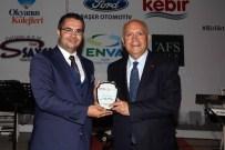 ADNAN KESKİN - Yılın Eğitim Projeleri Ödülü Yenimahalle Belediye Başkanı Yaşar'a