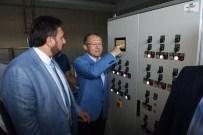 MUSTAFA BAYRAM - 10 Bin Metreküplük Depo Ve Kanalizasyon Terfi Hattı Hizmete Alındı