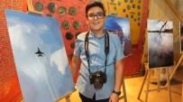 Burhaniyeli Enis Fotoğraf Derneğinin En Genç Fotoğrfaçısı Oldu.