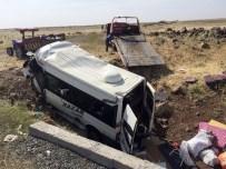 SALAR - Diyarbakır'da Trafik Kazası Açıklaması 6 Ölü, 4 Yaralı