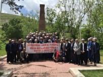 MUSTAFA GÜVENLI - Erzurum Sivil Toplum Platformu'ndan Almanya'ya Sert Tepki