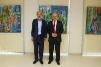 MALTEPE KAYMAKAMLIĞI - Maltepe Sanat Galerisi Rauf Tuncer Resim Sergisiyle Açıldı