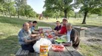 KıRKA - Örnek Komşulardan Ramazan Öncesi Piknik