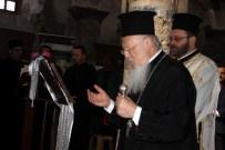 MUSTAFAPAŞA - Patrik Bartholomeos Kapadokya'da Pazar Ayini Yönetti