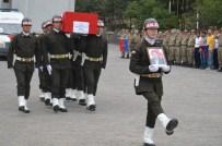 ALI ARıKAN - Şırnak'ta Şehit Korucu İçin Tören Düzenlendi