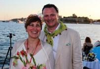 MÜSTAKBEL - Ünlü Yapımcının Kardeşi İngiliz İş Adamıyla Evlendi