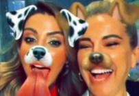 ECE ERKEN - Ünlülerin güldüren Snapchat halleri