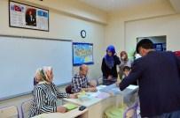 PFIZER - Zonguldak'ta İki Mahallede Muhtarlık Seçimi Sürüyor