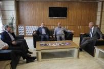 HEDEF 2023 - AK Parti Milletvekilleri Özhan Ve Yaşar'dan TSO'ya Ziyaret