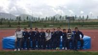 KARAATLı - Biga Ortaokulu Atletizm Takımı Yedinci Oldu