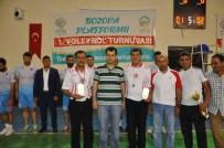 HİDAYET SARI - Bozova Platformu Birinci Voleybol Turnuvası Sona Erdi