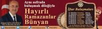 AKMESCIT - Bu Ramazan Bünyan Belediyesi İftar Buluşmaları İle Renklenecek