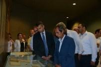 ÇANAKKALE DESTANI - Çanakkale Kahramanı Gazi Binbaşı Halis Ataksor Sergisi Düzenlendi