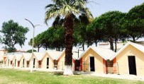 DAVUTLAR - Davutlar Gençlik Kampı Yenileniyor