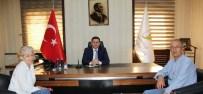 FRANSIZ GAZETECİ - Gtb Yönetim Kurulu Başkanı Ahmet Tiryakioğlu Açıklaması
