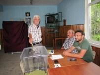 MEHMET ZENGIN - Hisarcık'ta 2 Köy Ve 1 Mahallede Muhtarlık Seçimi Yapıldı