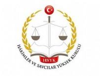 HSYK - HSYK'dan adli ve idari yargı kararnamesi