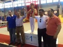İBRAHİM KORKMAZ - Otistik Sporcuların Başarısı Ayakta Alkışlandı