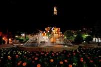 HÜSEYIN YARALı - Saruhanlı Belediyesi Camileri Temizliyor