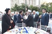 MUSEVİ CEMAATİ - Semavi Dinlerin Temsilcileri Beşiktaş Belediyesi'nin İftarında Bir Araya Geldi
