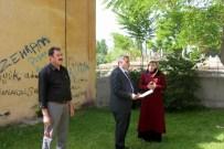 SEYRANI - Seyrani Anıt Mezarında Revizyon Çalışması