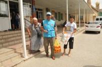 ALI GÜNER - Tdv 'Denata Yurdu Kazakistan'da Gıda Yardımı