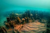 İNCİ KEFALİ - Van Gölü'nde Yeni Mikrobiyalit Alanları Bulundu