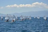 CELEP - Yelkenler, Foça Rüzgarıyla Doldu