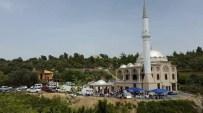 HÜSEYIN YÜKSEL - Babası Adına Manavgat'a Cami Yaptırdı