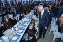 Başkan Ramazan'da İlçelerde