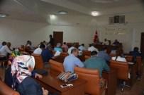 HİSSE SATIŞI - Belediye Meclisi Haziran Ayı Toplantısı Yapıldı