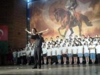 Burhaniye Bahçeşehir Koleji'nde Sanat Gecesi