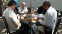 Burhaniye'de Briç Turnuvası Düzenlendi