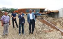 OSMAN HAMDİ BEY - Çalışmalar Başkan Köşker'in Takibinde