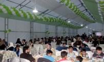 MERCIMEK ÇORBASı - Çankaya'da Ramazan Bereketli Başladı