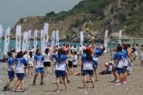 UÇURTMA ŞENLİĞİ - Çatalağzı Belediyesi 2.Kültür Sanat Ve Spor Festivali Gerçekleştirildi