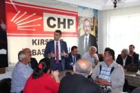 MİLLETVEKİLİ SAYISI - CHP İl Başkanı Yılmaz Zengin Açıklaması