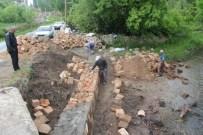 YAZıBAŞı - Develi Belediyesi Ekipleri Yol Çalışmalarına Başladı