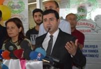 FıRAT ANLı - HDP Eş Genel Başkanı Selahattin Demirtaş Açıklaması