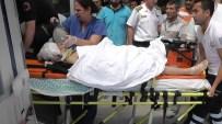 SU TESİSATI - İnşaatın 6. Katından Düşen Çocuk Ağır Yaralandı