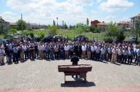 GÜRLEK - Kazada Ölen Ziraat Teknikeri İçin Tören