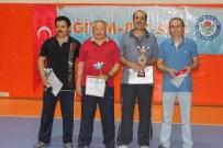 HÜSEYIN BOZKURT - Masa Tenisi Finalleri Gerçekleşti
